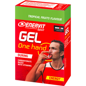 Enervit One Hand Gel Box 6x12,5ml, tropical